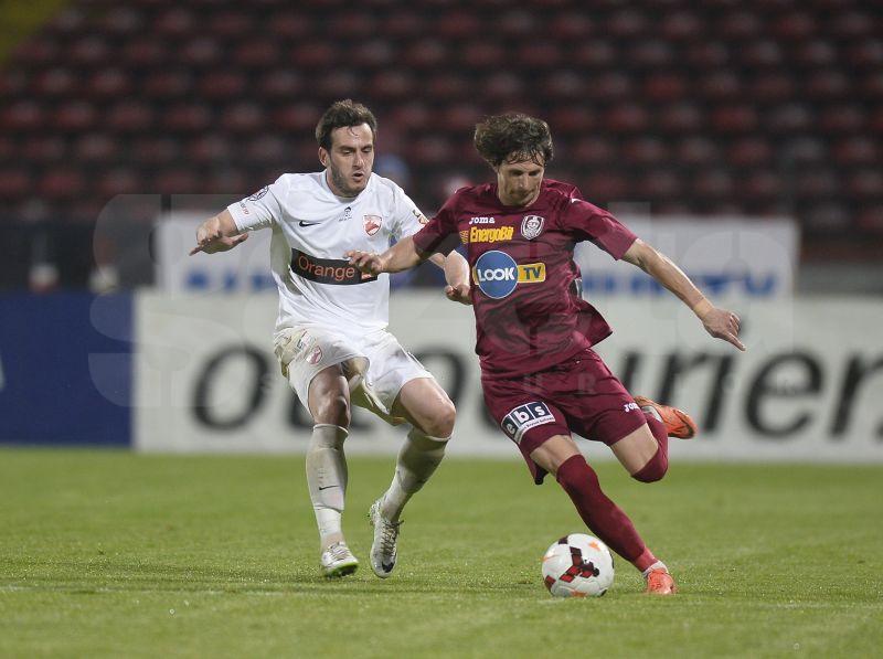 Veste proasta pentru CFR Cluj � L-au pierdut pe Ciprian Deac