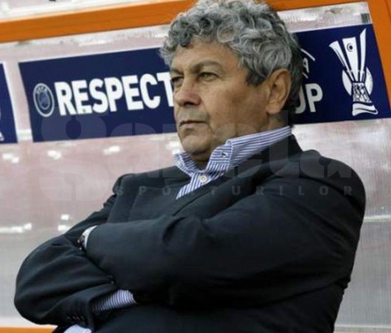 Mircea Lucescu nu e multumit de clasamentul �n care e la egalitate cu Jose Mourinho: