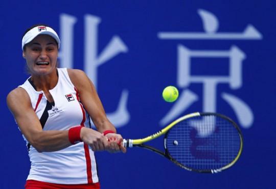 Monica Niculescu s-a calificat �n sferturile de finala ale turneului de la Guangzhou!