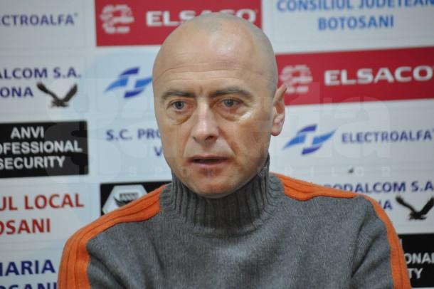 Leontin Grozavu a fost suspendat după incidentele din meciul cu Dinamo!