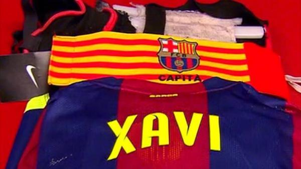 Legendar! Xavi Hernandez l-a egalat pe Raul în topul all time al prezenţelor în Liga Campionilor şi a fost ovaţionat la ieşirea de pe teren