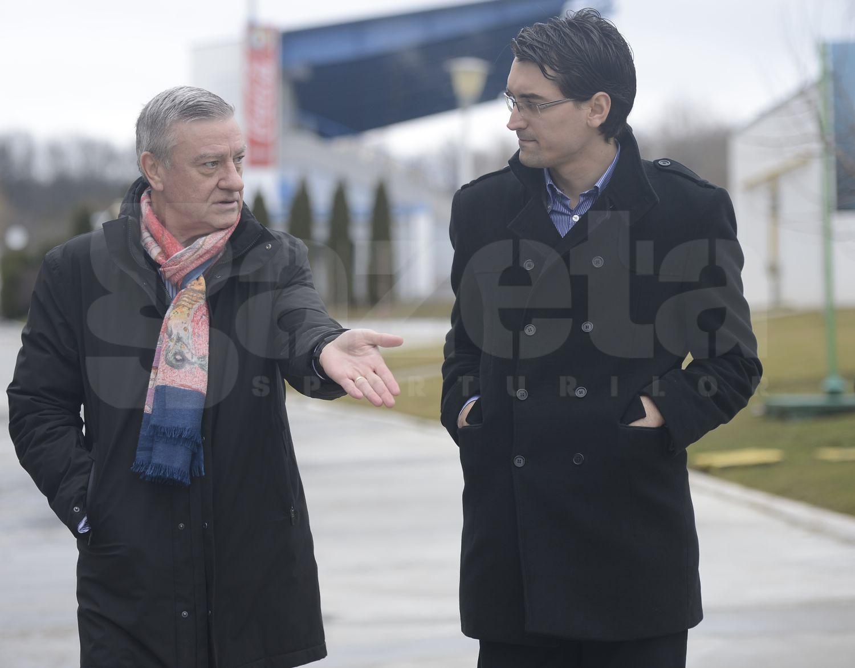 Răzvan Burleanu îşi continuă disputele cu Mircea Sandu » L-a dat iar în judecată pe Naşu!