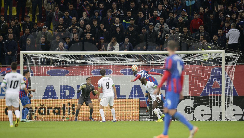 VIDEO Aur Rusescu! � Raul a jucat providential si si-a luat revansa �n fata portughezilor: dubla �n Steaua - Rio Ave 2-1