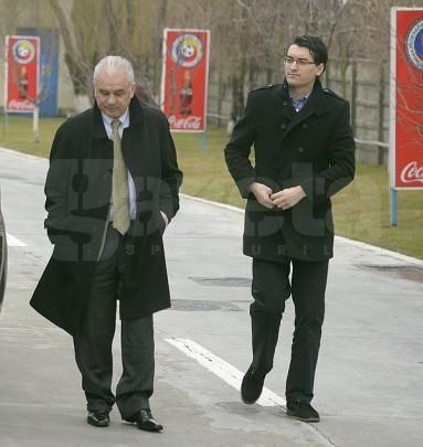 UPDATE Şedinţă la FRF » Anghel Iordănescu e varianta preferată de oficiali, dar a mai apărut un nume-surpriză