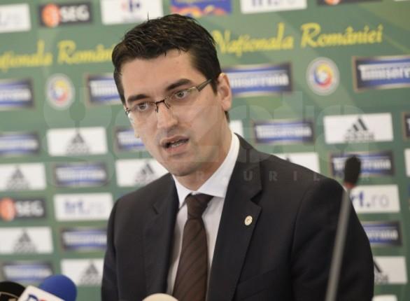 FRF are pe listă şi un selecţioner care a stat pe bancă la finala Mondialului din 2010: