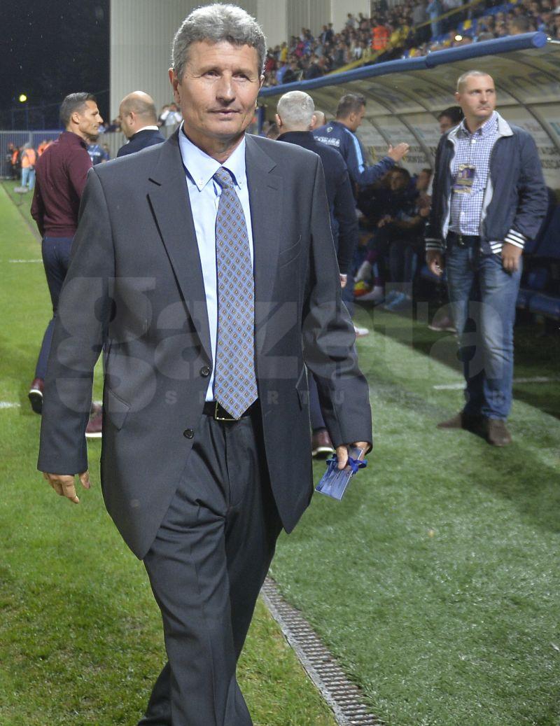 Gheorghe Multescu, ofertat �n direct sa antreneze �n Liga 1: