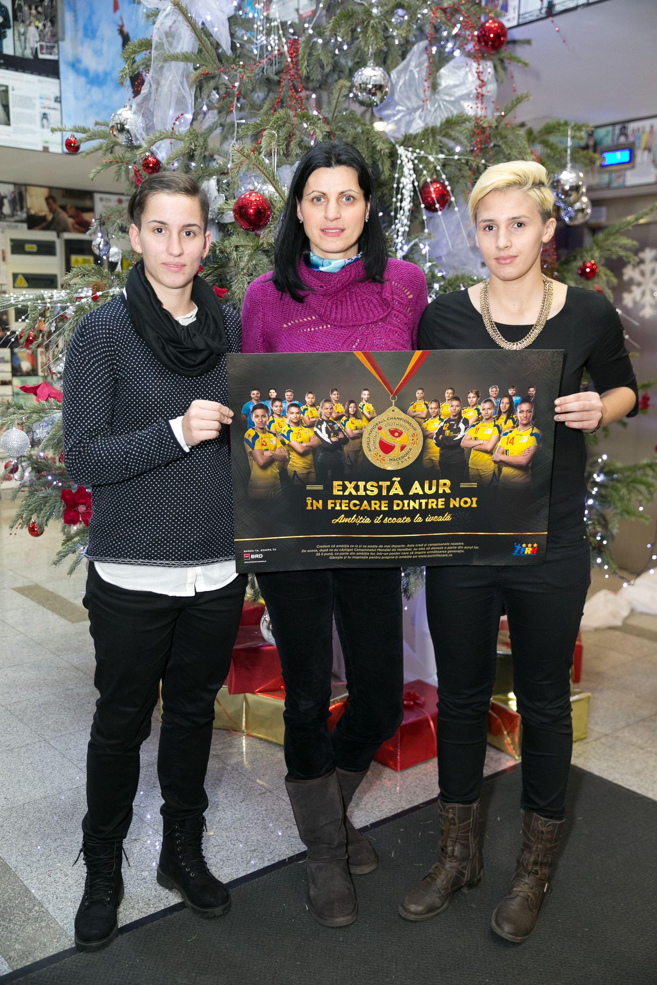 BRD si Federatia Rom�na de Handbal �mpreuna pentru dezvoltarea handbalului rom�nesc
