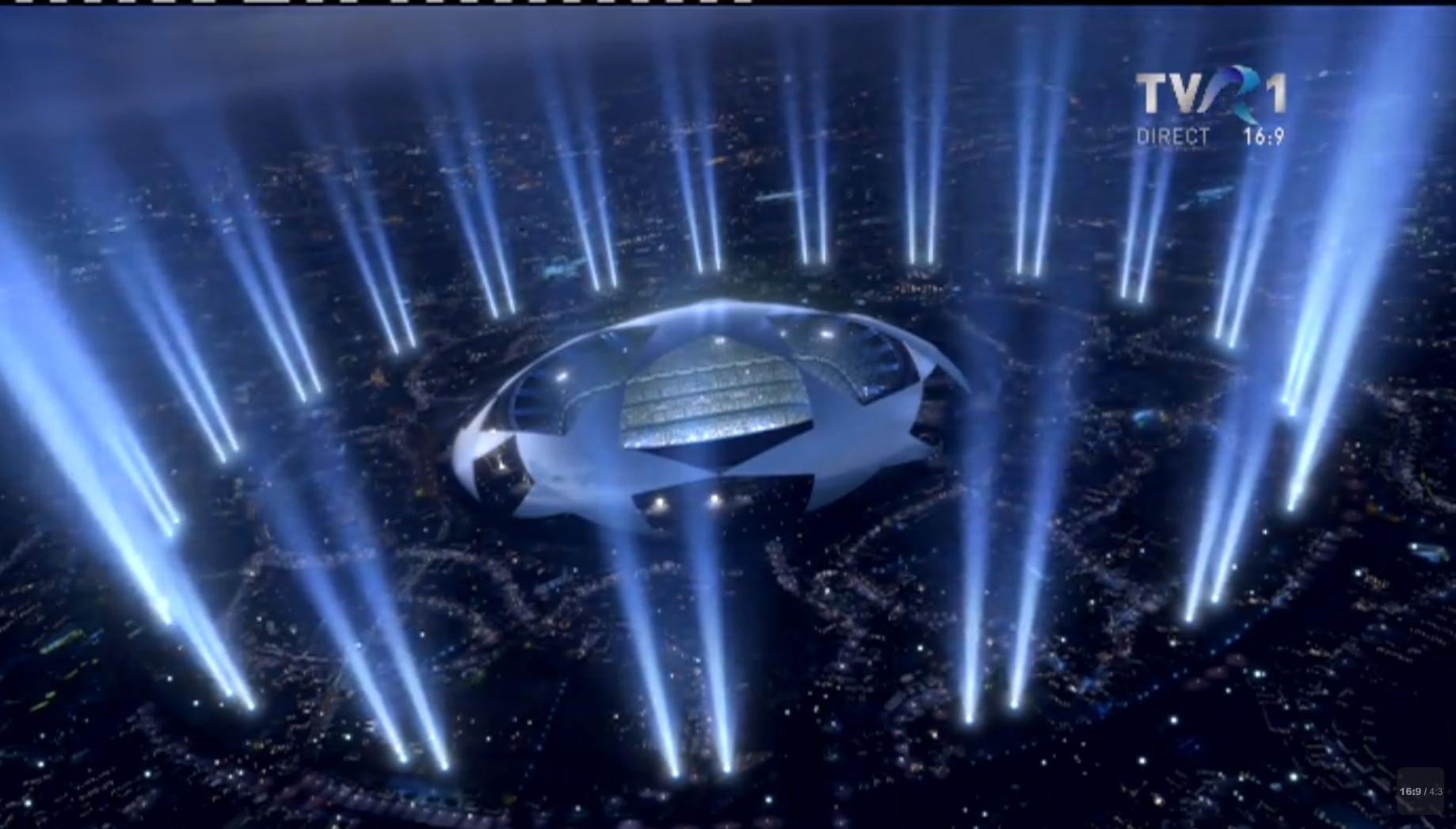 Veste proasta pentru microbisti! TVR a renuntat la meciurile din Champions League