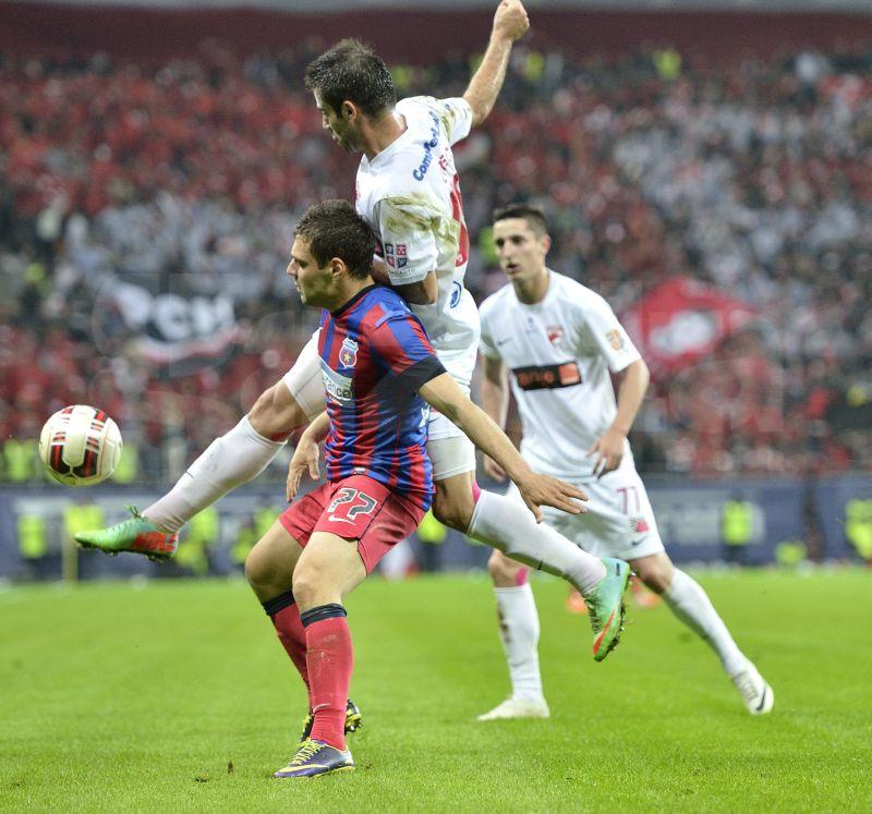 Dinamo a început reconstrucţia şi a renunţat la unul dintre titulari: