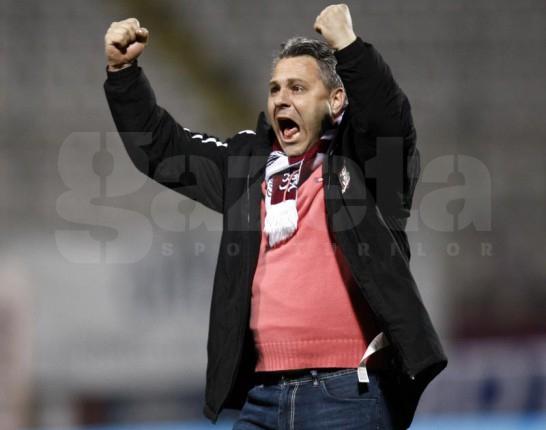 Marius Şumudică a fost dat de gol de unul dintre elevii săi: