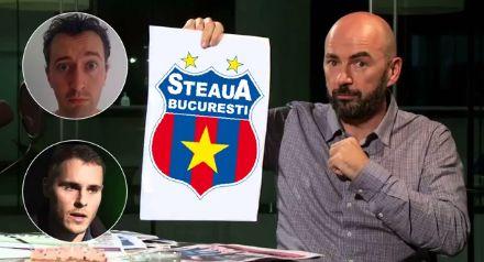 VIDEO Steaua, batjocorită la o emisiune din Anglia! Declaraţii şocante: