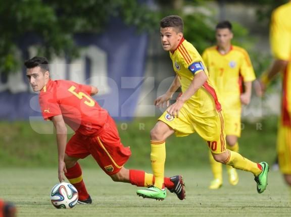 Dinamoviştii îl trimit pe Ianis Hagi la Steaua: