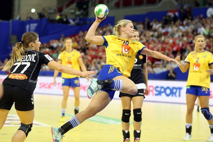 Suedia a cucerit medalia de bronz la Campionatul European din Ungaria dupa 25-23 �n finala mica �n fata Muntenegrului