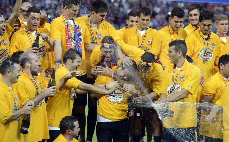 Rivalii Stelei au renuntat la titlul: