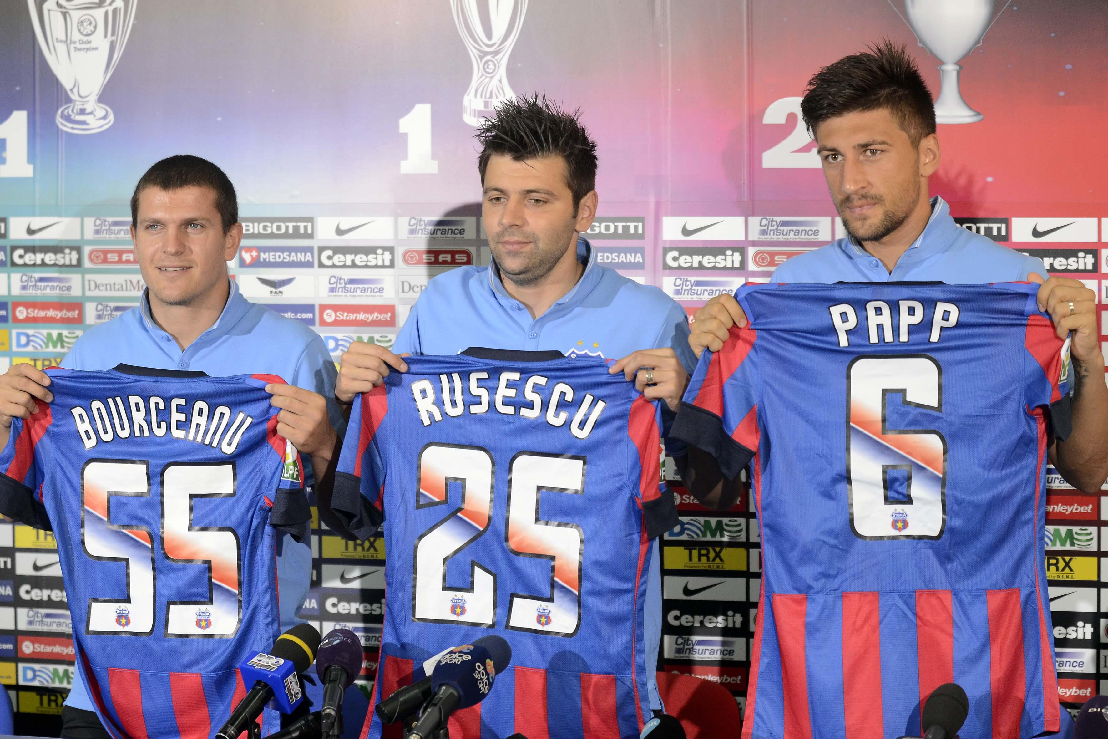 Lideri şi la achiziţii » Roş-albaştrii au transferat puţin, dar au fost inspiraţi! Analiza transferurilor principalelor echipe din Liga 1