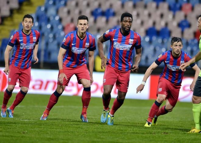 Steaua îşi poate pierde liderul din apărare! Transfer-şoc anunţat! Preţul cerut de oficialii campioanei