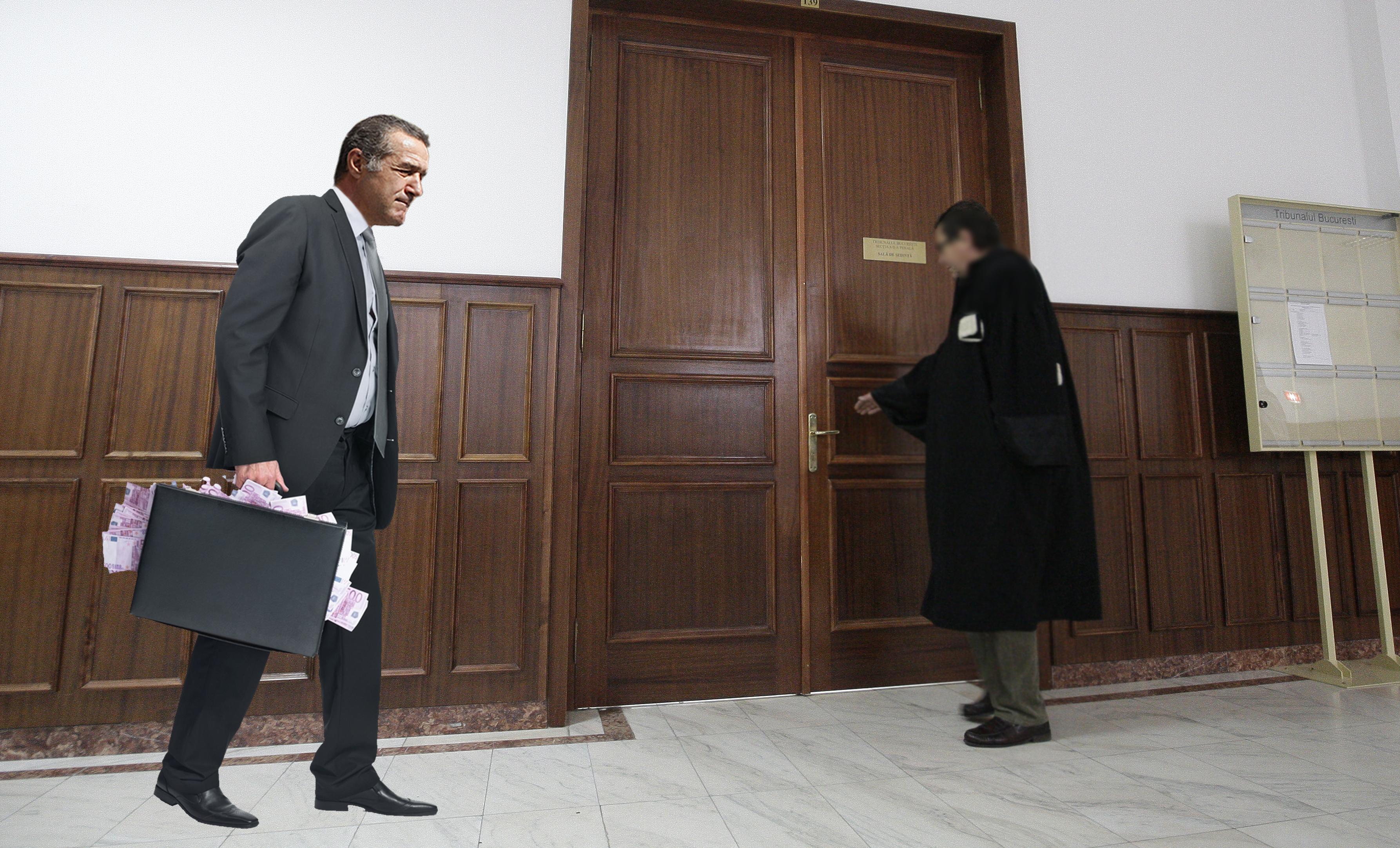 Informaţia pe care nimeni nu o ştia! Cum arăta de fapt valiza trimisă de Gigi Becali la Cluj » Şi procurorii au rămas uimiţi: