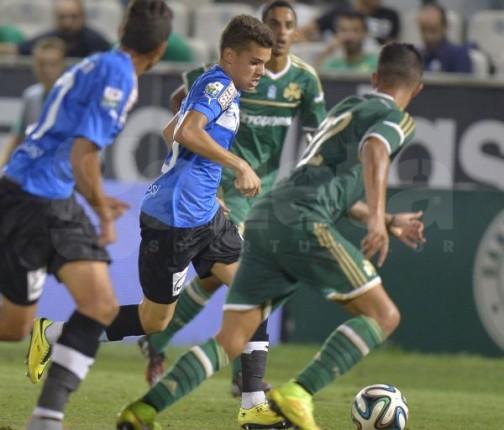 Ianis Hagi, gol pentru Viitorul în amicalul cîştigat în faţa Chindiei Tîrgovişte, scor 6-2 » Planuri mari pentru returul campionatului