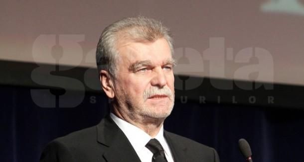 Motivul rupturii dintre Dinu Gheorghe şi Rapid: