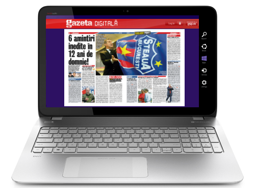 Rasfoieste online Gazeta Digitala � 6 dezvaluiri ale lui Becali despre Steaua �n cartea sa � Amintiri inedite �n 12 ani de domnie!