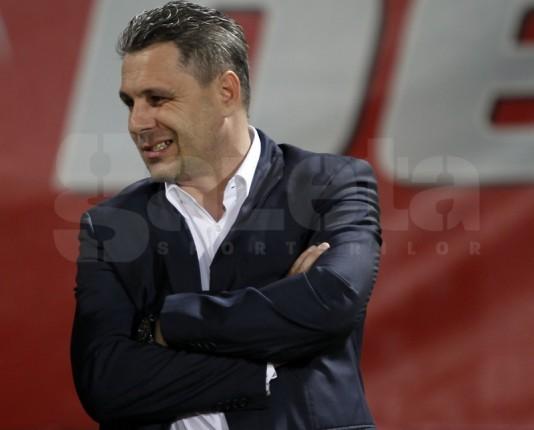 Marius Şumudică îi avertizează pe oficialii Stelei: