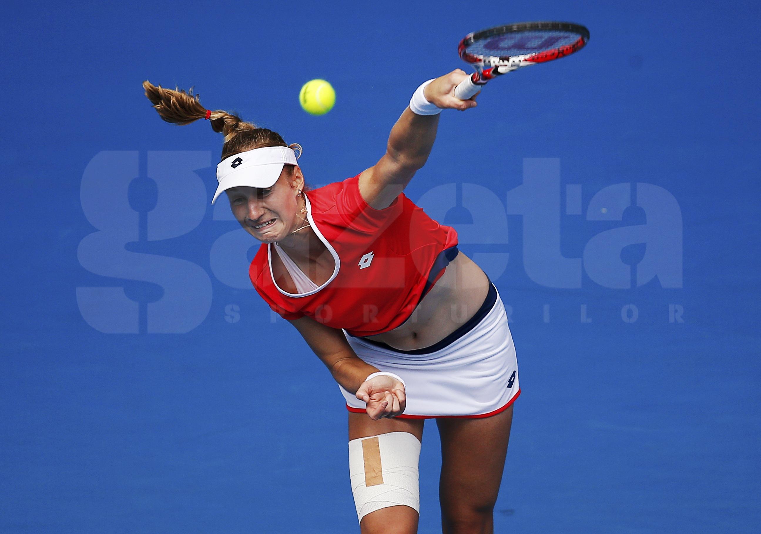 Simona Halep, declaratii tari �nainte de meciul cu Ekaterina Makarova: