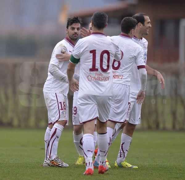 GALERIE FOTO Rapid - Marek Dupnitsa 4-1 » Giuleştenii au uitat de problemele de la echipă şi au făcut show în primul amical din 2015