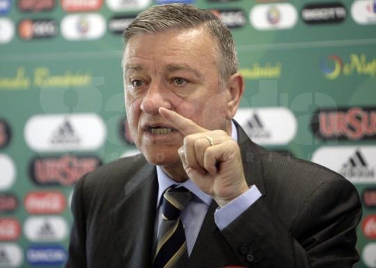 România nu va mai avea reprezentant în Comitetul Executiv al UEFA » Mircea Sandu: