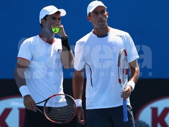 Vom avea un rom�n �n semifinale la Australian Open � C�nd e programata confruntarea dintre Horia Tecau si Florin Mergea