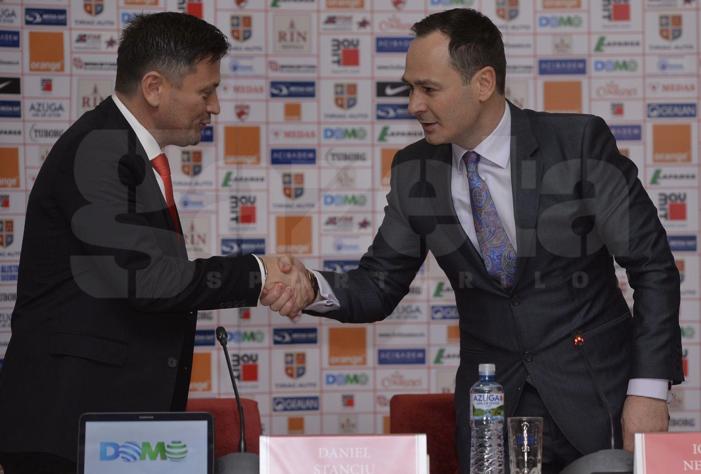 Daniel Stanciu poate pleca după 45 de zile! » Constantin Anghelache stă la pîndă