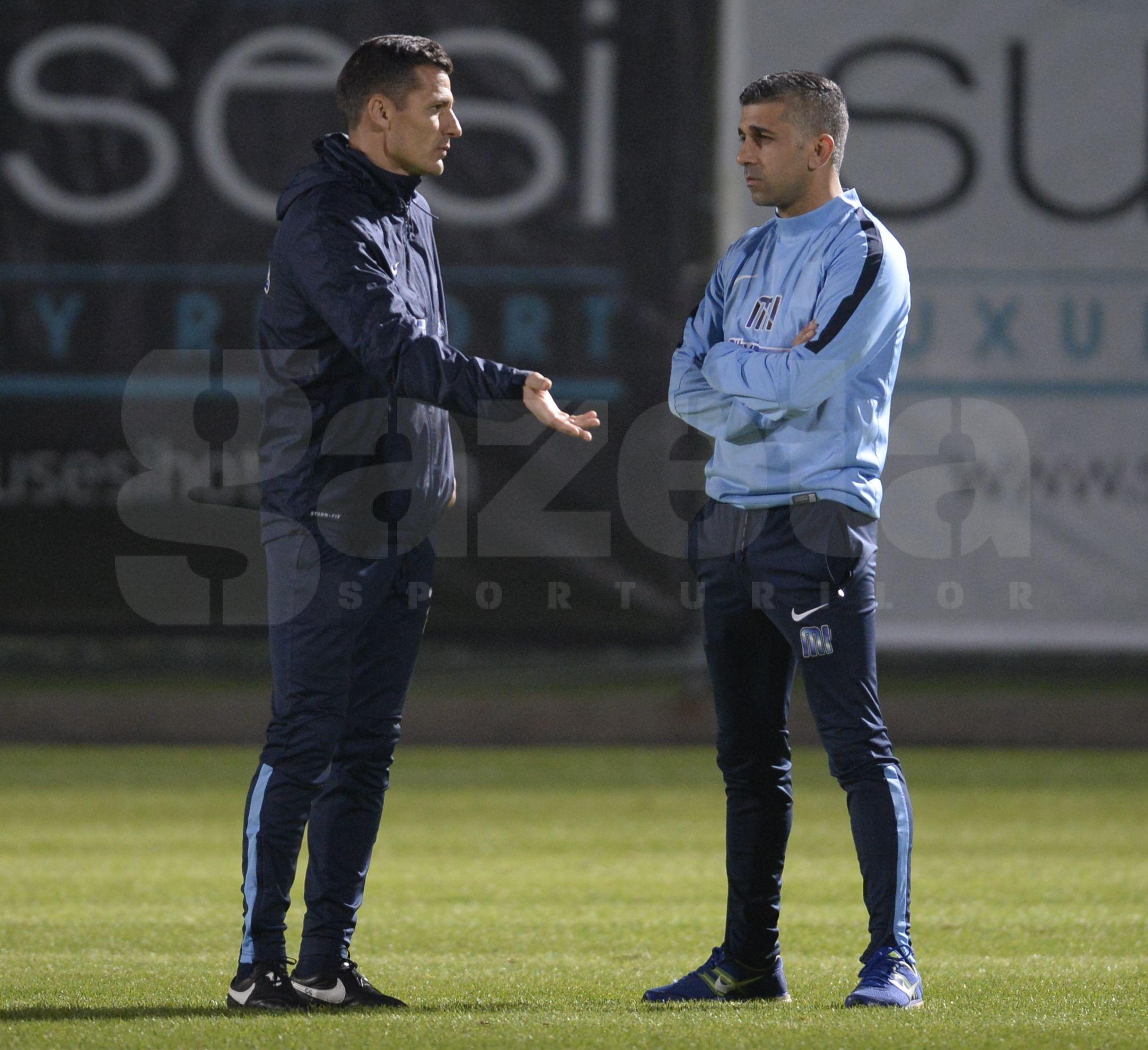 Costel Gâlcă poate primi un nou atacant! Steaua are în vizor un golgheter de 22 de ani