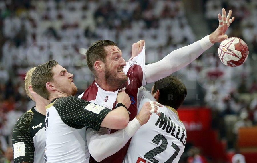 Ce pot face banii �n sport! Qatar a �nvins Germania si s-a calificat �n semifinalele Mondialului de handbal