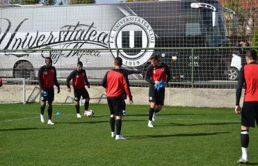 U Cluj a remizat �n al patrulea amical din Turcia, 1-1 cu Haladas
