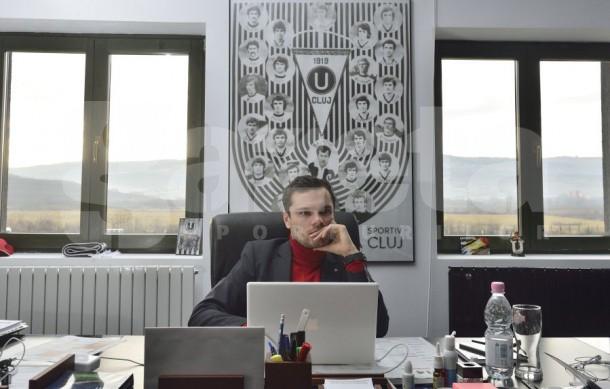 U Cluj ataca dur decizia LPF: