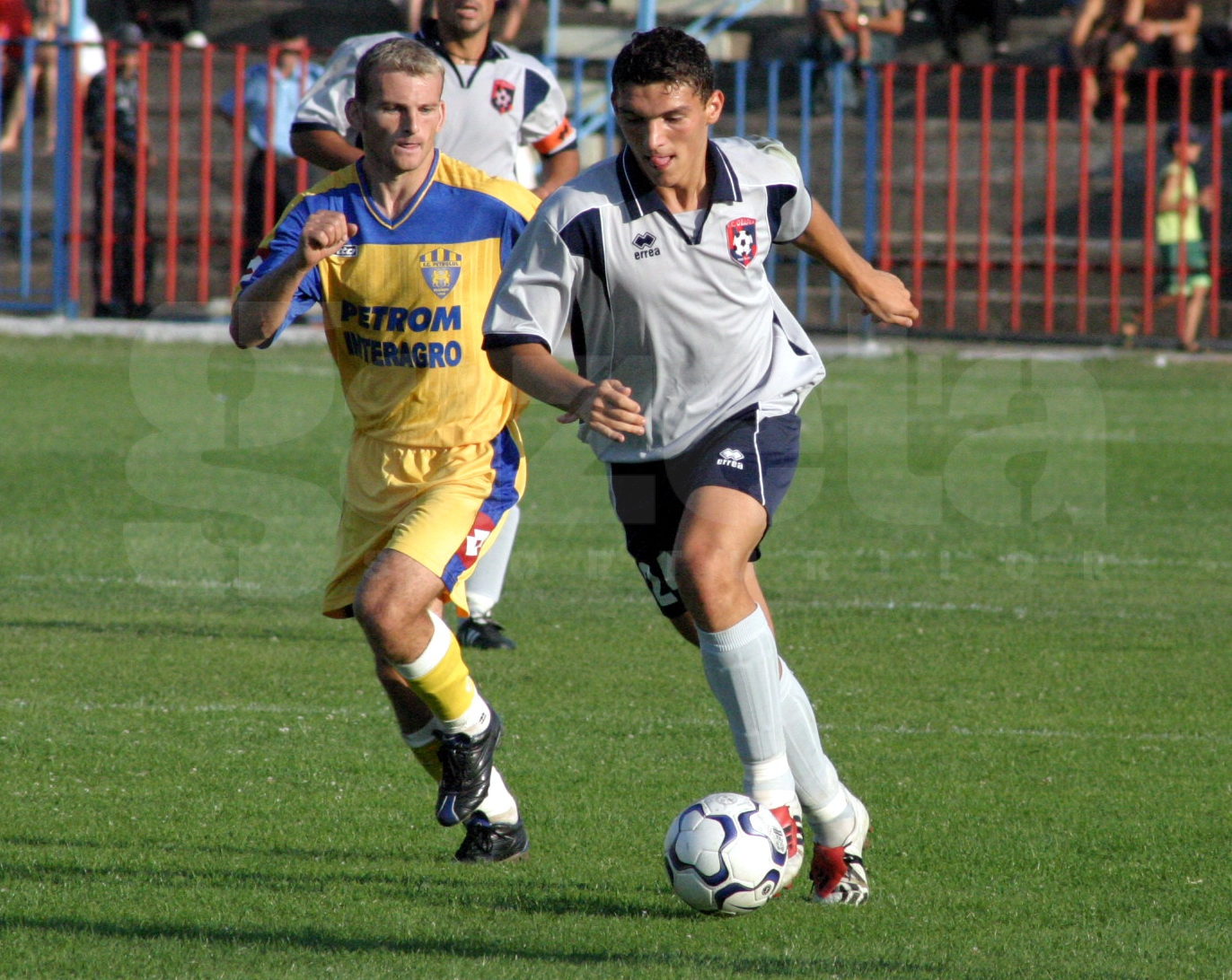 Claudiu Keseru si-a spus povestea debutului �n Liga 1: