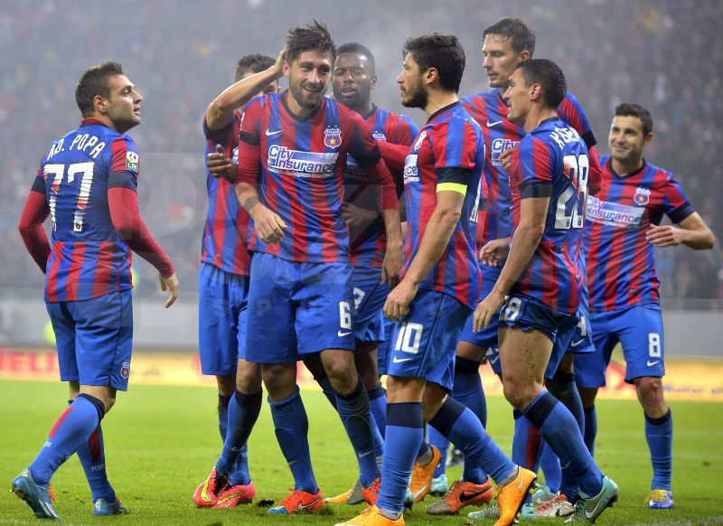 Steaua, peste Real Madrid si Barcelona � Ros-albastrii s�nt pe trei �ntr-un top inedit