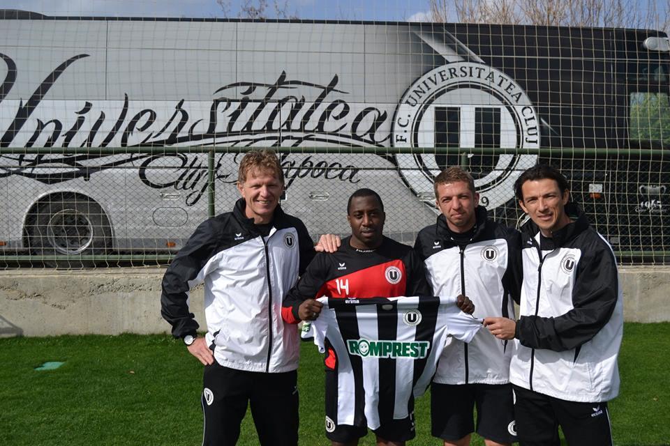 U Cluj a mai transferat un olandez! Jucătorul a fost crescut la academia lui Ajax