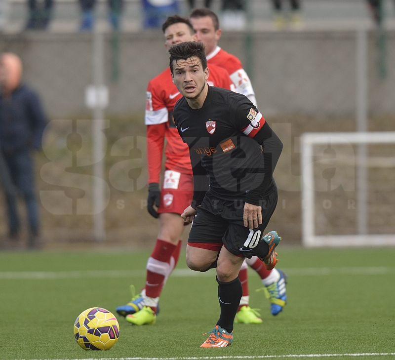 Ionel Dănciulescu vorbeşte despre transferul lui Cosmin Matei: