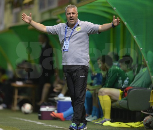 Reacţia lui Marius Şumudică după suspendarea de patru etape: