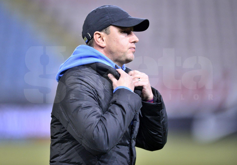 Reghe de luni! » Meciul cu Dinamo va fi ultimul cu George Ogăraru pe banca lui U Cluj
