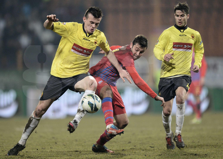 UPDATE Dinamo mai bifează un transfer » Andrei Marc a semnat cu formaţia din