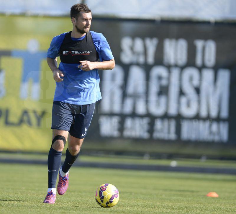 Gabriel Tamaş poate debuta la Steaua: