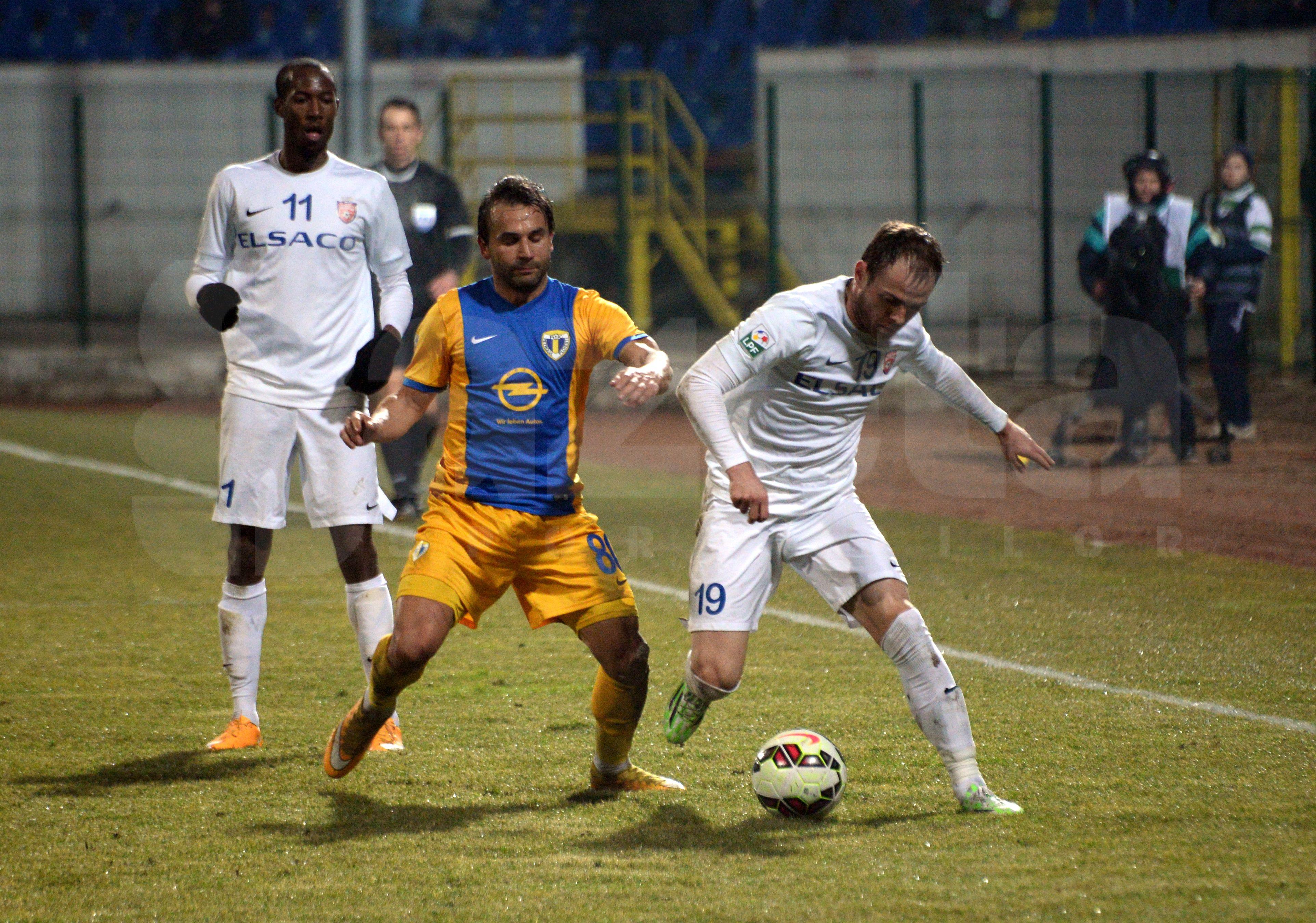 Mircea Rednic, îngrijorat după meciul cu FC Botoşani: