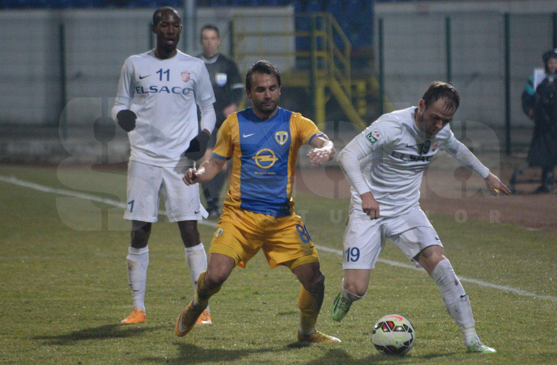 VIDEO FC Teixeira » Deşi se află în insolvenţă, Petrolul s-a apropiat la patru puncte de lider după 1-0 cu Botoşani
