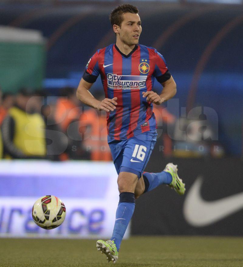Guilherme Sitya i-ar face statuie unuia dintre colegii de la Steaua: