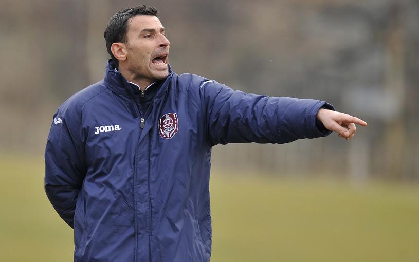 Eugen Trică, supărat pe jucători după umilinţa cu Pandurii: