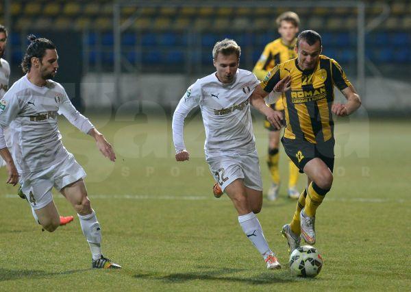 VIDEO + FOTO FC Braşov - Astra 1-1 » Bomba lui Fwayo Tembo le aduce un punct giurgiuvenilor pe final de meci