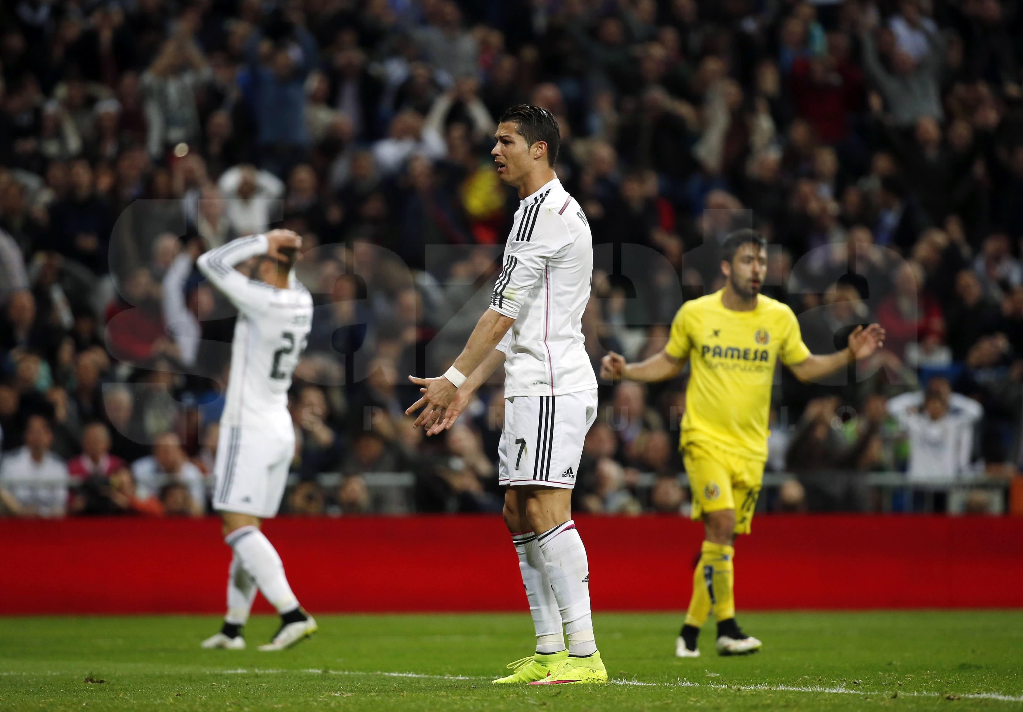 VIDEO Real Madrid, egal neaşteptat cu o echipă a lui Villarreal formată în mare parte din rezerve » Cristiano Ronaldo, golul 30 în La Liga