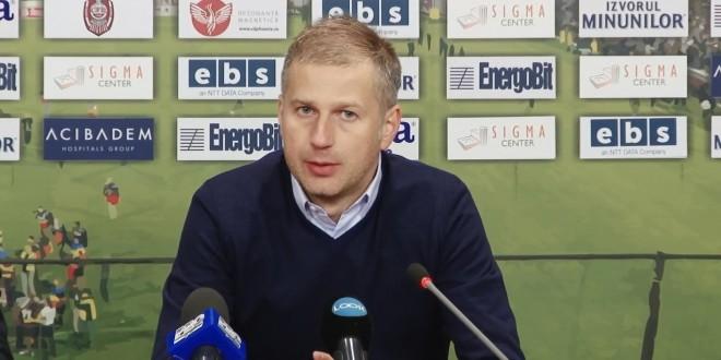 FOTO Metodă inedită de motivare a jucătorilor de la Pandurii din partea lui Edward Iordănescu