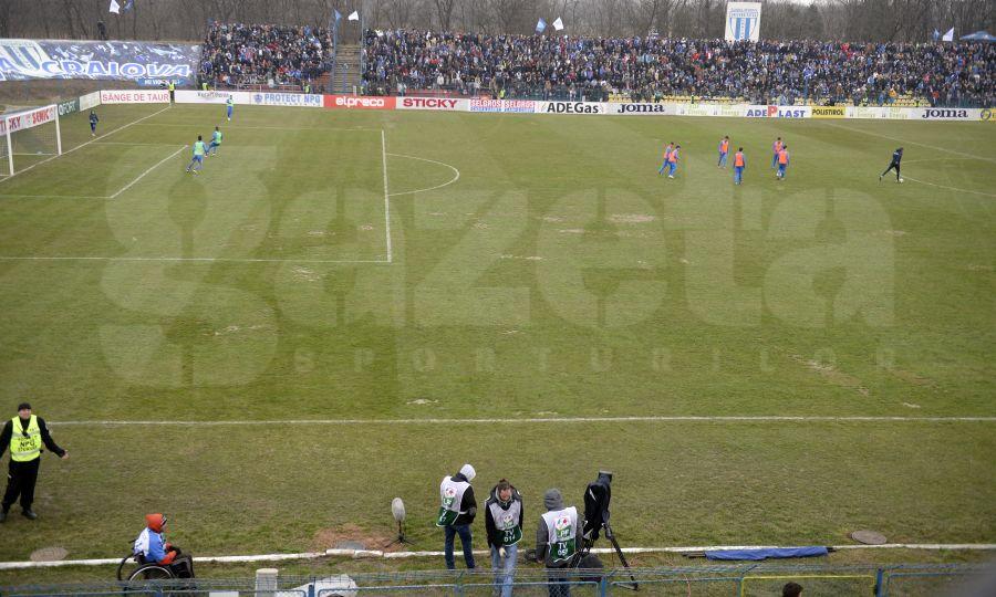 Ameninţare pentru CS U Craiova » LPF îi somează pe olteni: